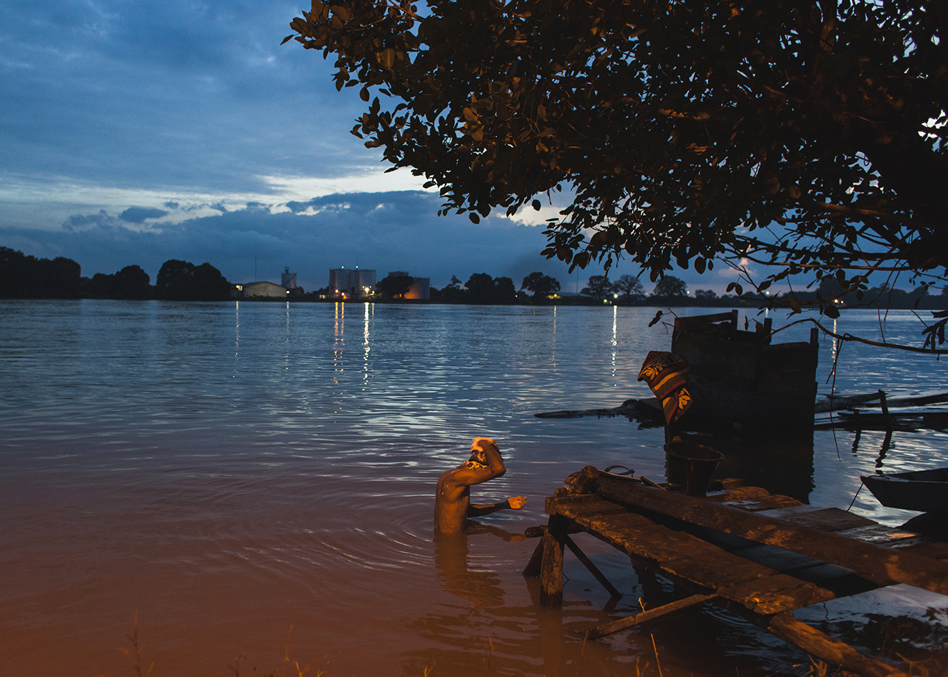 Jambi: The Mystery of A River
